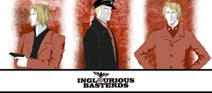 Hetalia Basterds by Chiyann
