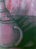 Pink Kettle by nightengaleprincess