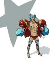 Superstar Franky by CullenG-LSS