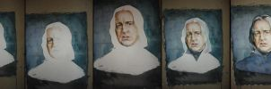 Snape Progression by hever