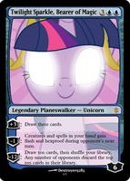 S1: Twilight Sparkle EoH Card by Destroyer9283