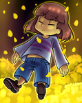 Frisk by Pon3Splash