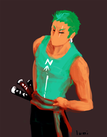acqua zoro by Luminoz