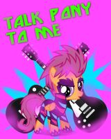 Talk Pony to Me by thechosenone12