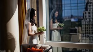 Wedding 2 - Bride in Waiting by CharlesWPhotos