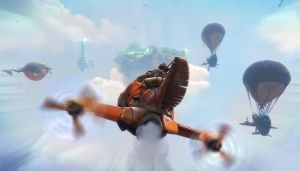 Airborn screenshot 1 by polyphobia3d