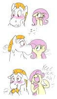 You make me want to yay by Ghost-Peacock