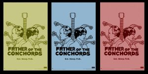 Father of the Conchords by danlikestrees