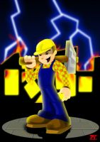 bob the builder by IDROIDMONKEY