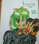 My bio Hazard Girl - Lizzie by Darkace87