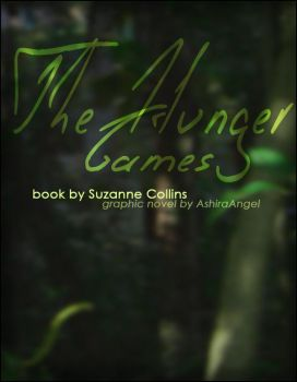 Hunger Games Cover by AshiraAngel
