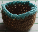 Orphan Yarn bowl by NicoletheSuccubus