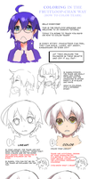 Coloring in the fruitloop way(how to color  tears) by Fruitloop-chan