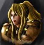 Samus Aran - Speed Paint by ArtOfRivana