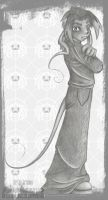 Praedius in Graphite by albinoshadow