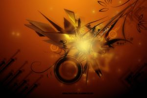 Abstract Vector Desktop by DreamXLegacy