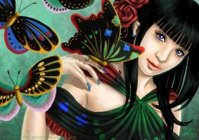 Butterfly Dream by Chiaticle