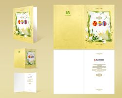 Easter Card design by pho3nix-bf