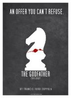 The Godfather by forgedesignworks