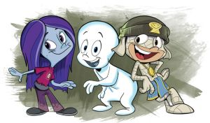 Casper's Scare School by Sibsy