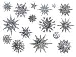 016 victorian jewelery stars by Tigers-stock