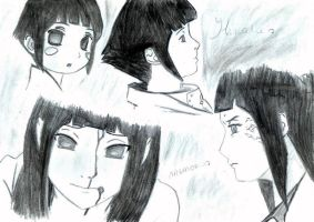 Hinata's Memories by PurpleOhana