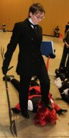 Grell Abuse by ritornel