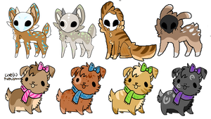 FREE ADOPTS (CLOSED) by littleadopt