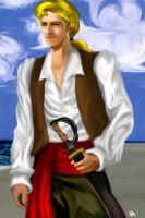 A Mighty Pirate by fellow-traveller