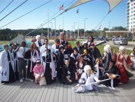 Bleach group by JayPrower