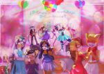 RQ LeLeWright1234 - Family in the party by SonicJuice