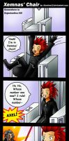 Xemnas' Chair by AJanime12