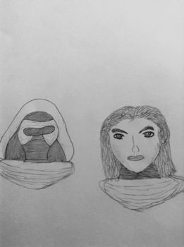 The Two Faces of Kylo by BabyKatBoo