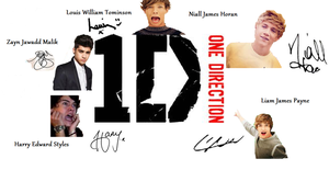 One Direction Wallpaper by athyn100