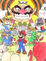 Super Mario Land 2: Six Golden Coins by Villaman89