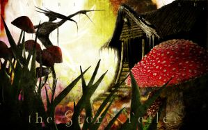 Faerie Tale by The-5tory-Teller