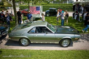 AMC AMX by AmericanMuscle
