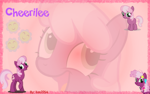Cheerilee Banner by Ivan2294