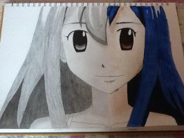 Wendy Marvell by Snowfairy007