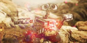 Wall E by L33mSimPson