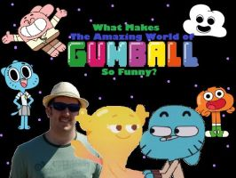 What Makes The Amazing World of Gumball So Funny? by Dalek44