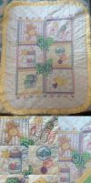 'Oh Baby' Dimensions Baby Quilt Kit by elphaba-rose-wilde