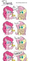 MLP Don't try this at home! by MrFizzyu