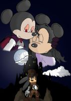 Count Mickey Dragul Colored by MrDemly
