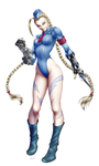 Cammy Colored by Xuruki