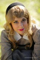 Aurora- sleeping beauty by LadyGiselle