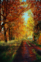 Autumn /study by RGBfumes