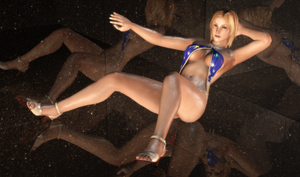 Tina Armstrong - Gravure Patriotism - 15 by HentaiAhegaoLover