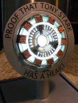 Iron Man Arc Reactor by jmtwo