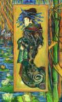 Van Gogh - The Courtesan by AnnaSulikowska